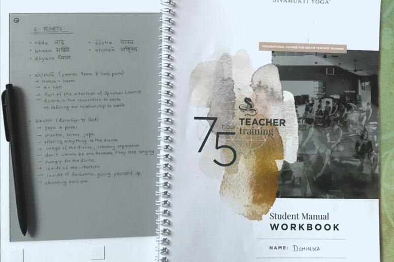Jivamukti Teacher Training